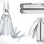 Мультитул Leatherman New Wave с 17 инструментами