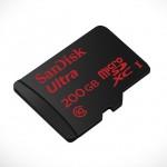 Карта памяти Sandisk microSD на 200 ГБ