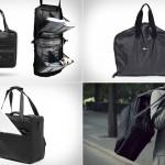 Дорожная сумка Lexdray London Garment с крутой организацией рабочего пространства