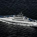 Самая быстрая и роскошная яхта в мире Silver Fast