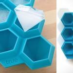 «Драгоценная» форма для льда Diamond Ice Cube Tray