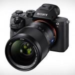 Полнокадровая камера Sony a7R II с функцией записи 4К-видео