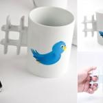 Кружка Thumbs Up! для тех, кто в Twitter