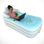 Портативная надувная ванна Inflatable Bath Tub Adult
