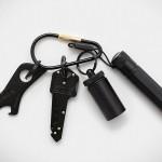 Набор EDC-ништяков All Black EDC Kit