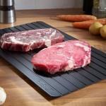 Доска Imperial Home Defrosting Tray для быстрой разморозки продуктов