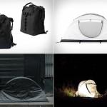 Индивидуальная палатка-рюкзак Moedal Totem