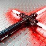 Световой меч RELIC V2 с гардой
