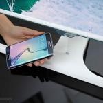 Компьютерный дисплей Samsung SE370 со встроенным бесконтактным ЗУ
