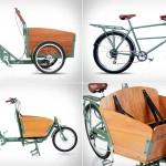 Грузовые велосипеды Virtue с электроподдержкой