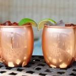 Медные кружки Moscow Mule Mug