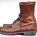 Классические высокие ботинки Timberland Authentics Rugged Handsewn Boots