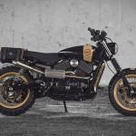 Мотоцикл Analog Harley-Davison Street 750 для путешествий