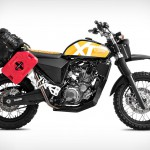 Туристический мотоцикл Ellaspede Yamaha XT660R