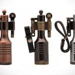 Карманная керосиновая зажигалка Kerosene Lighter в стимпанк-стиле
