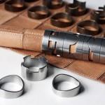 Сворачивающиеся в трубочку шахматы Raw Studio Chess