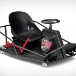 Юркая машина Crazy Cart XL для дерзких поездок в офисе