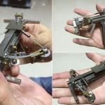 Миниатюрный арбалет Micro BB Crossbow