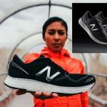 Напечатанные на 3D-принтере кроссовки New Balance