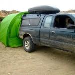 Автомобильная палатка Tentris ArcHaus 6S