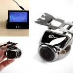 Широкоугольная камера заднего вида Esky EC170-08 для авто