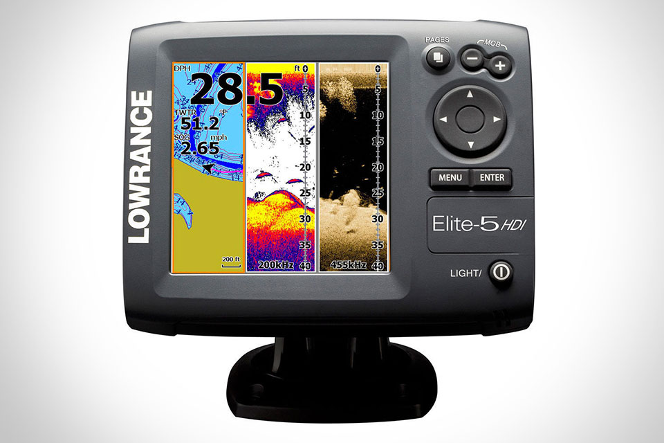 lowrance elite 4 hdi cover