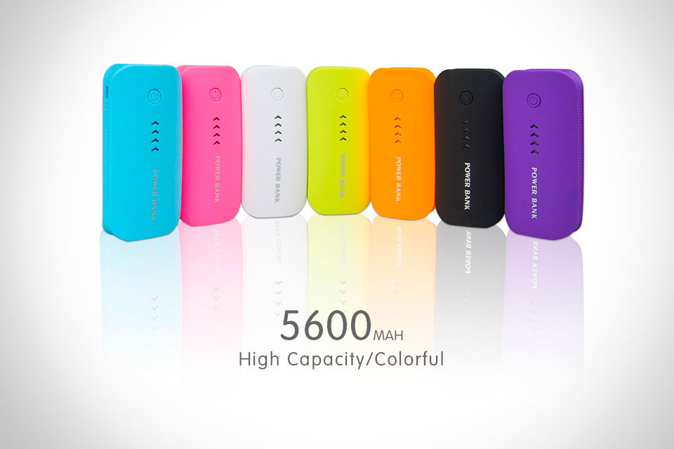 Power Bank 5600 Mah инструкция - фото 6