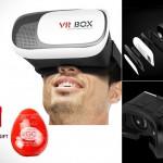 VR-шлем VR BOX II 2.0, чтобы комфортно смотреть видео на смартфоне