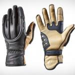 Винтажные мотоперчатки Velomacchi Speedway Gloves со встроенными дворниками