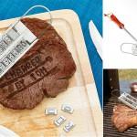 Набор BBQ Iron для персонализации стейков