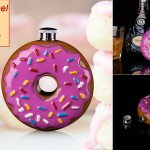 Фляга-пончик Doughnut Flask FK1022