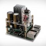Бюджетный ламповый усилитель Raspberry Pi Tube Amp для наушников
