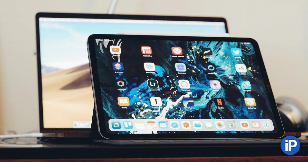 В новые MacBook Pro и iPad Pro установят OLED-экраны Samsung