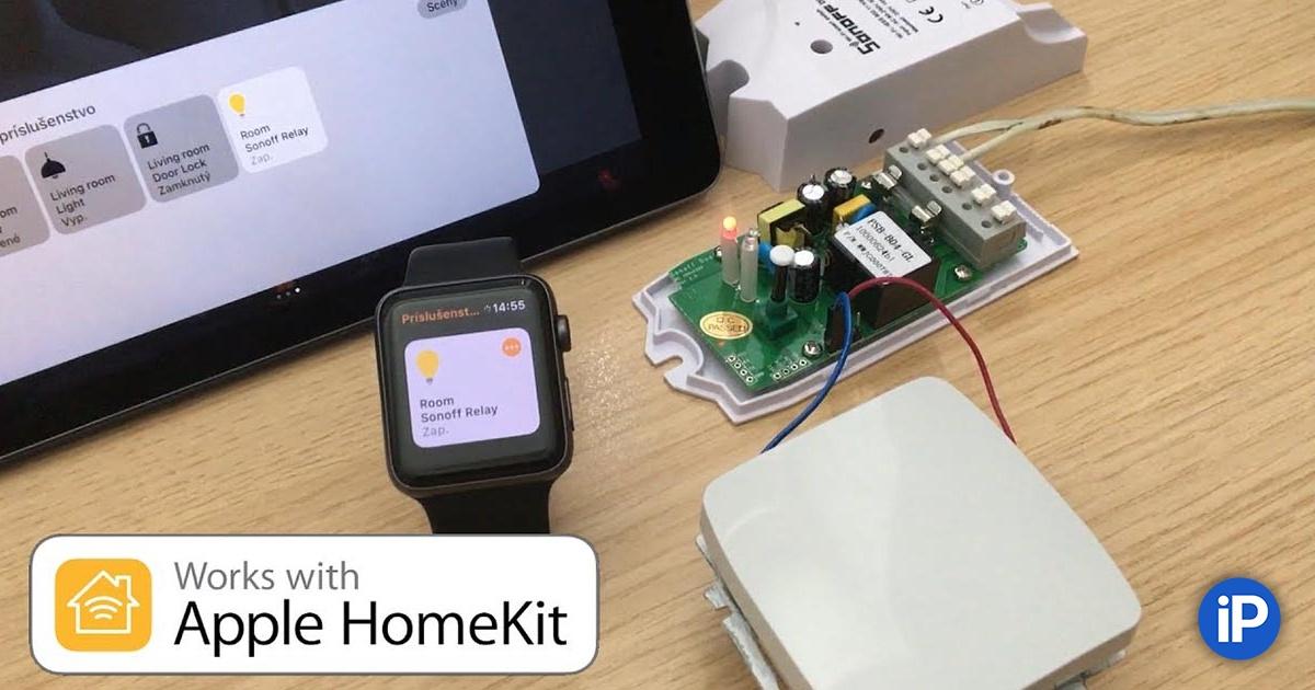 QnA VBage Подключаем к HomeKit самые дешевые гаджеты для умного дома. Выгоднее Xiaomi