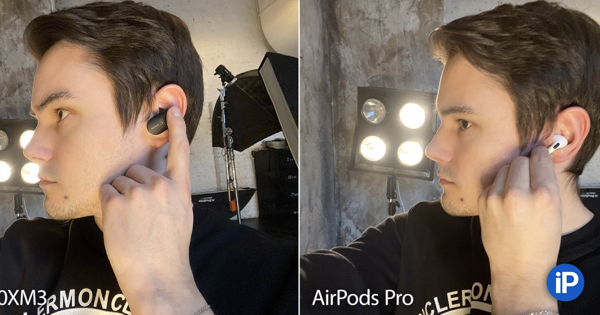 Sony WF-1000XM3 vs AirPods Pro. Which are better?