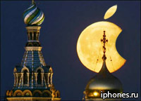 iPhone to Russia