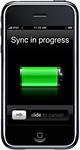 iphone battery screen