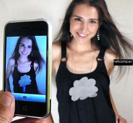 Kameraflage and iPhone