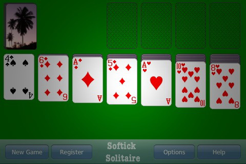 Softick Solitaire for iPhone 1.0