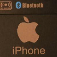 iPhone с поддержкой Bluetooth и стилусом