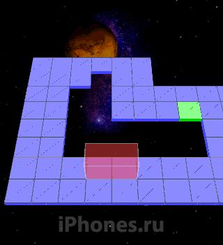 CubicMan iPhone