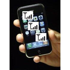 strong bar iphone