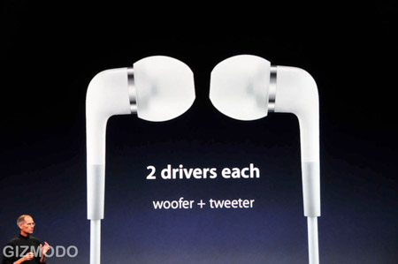 iPod Nano headphones