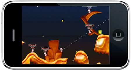 Судьба игры Worms на iPhone