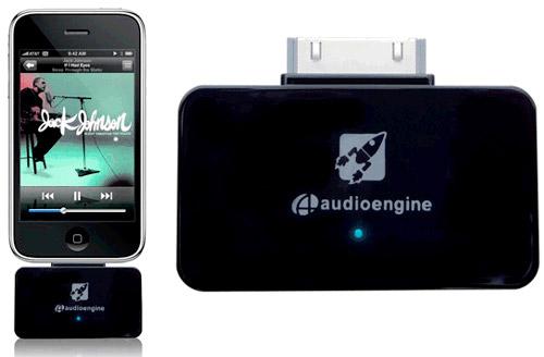 Audioengine. Беспроводной передатчик музыки