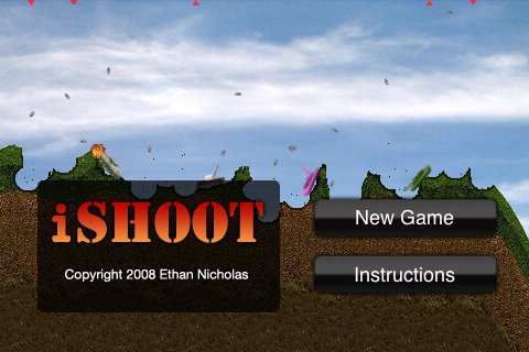 iShoot. Почти Worms