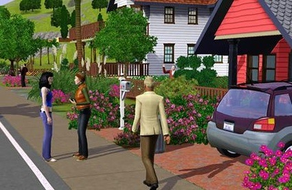 Sims 3 на PC, Mac, iPhone и везде