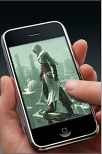 Assassin's Creed для iPhone похожа на версии для PlayStation 3 и Xbox 360