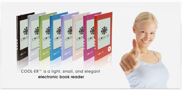 Электронные книги в стиле iPod