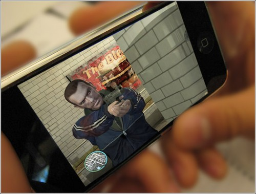 gta4 iphone
